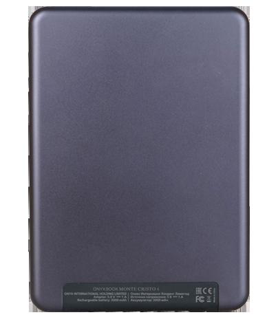 ONYX BOOX Monte Cristo 4 eReader :: ONYX BOOX electronic books